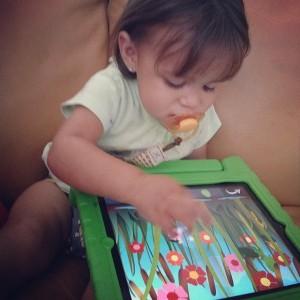 Annie iPad